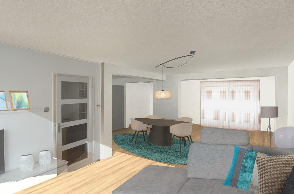 Interieuradvies – Woonhuis Maastricht