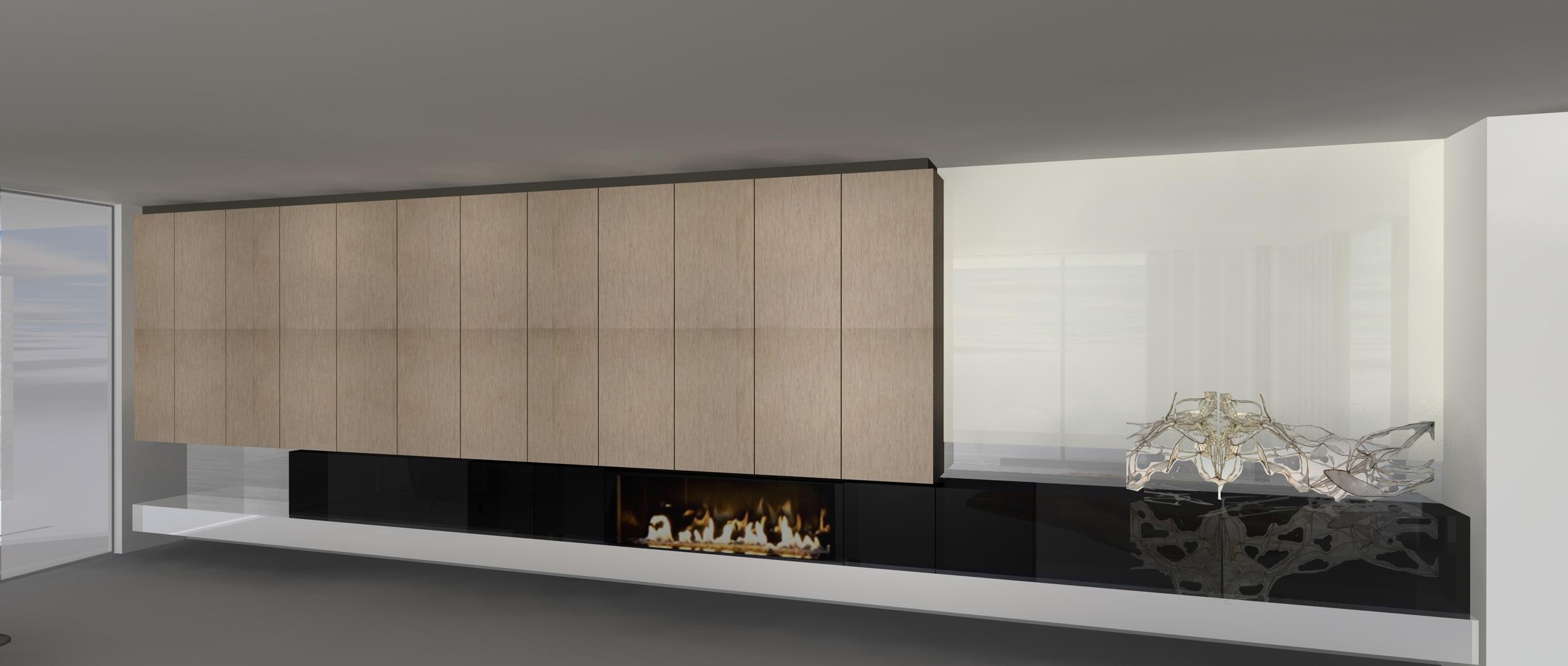 Interieurontwerp Villa – Landgraaf